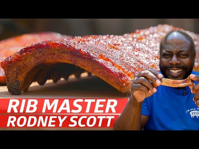 How Legendary Pitmaster Rodney Scott Makes Ribs — Prime Time