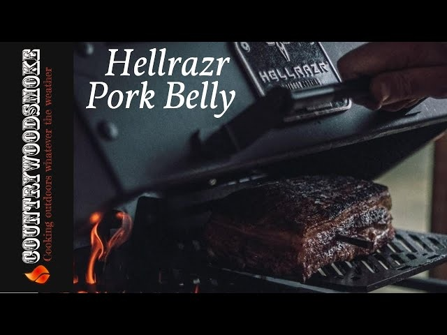 HellRazr Yama Pork Belly | Meater plus