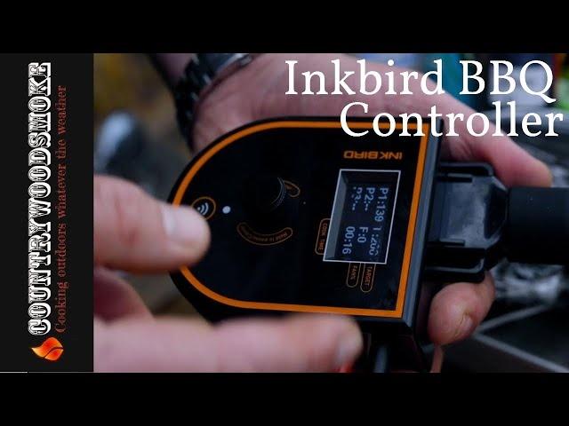 Inkbird BBQ Controller - Inkbird ISC 007BW