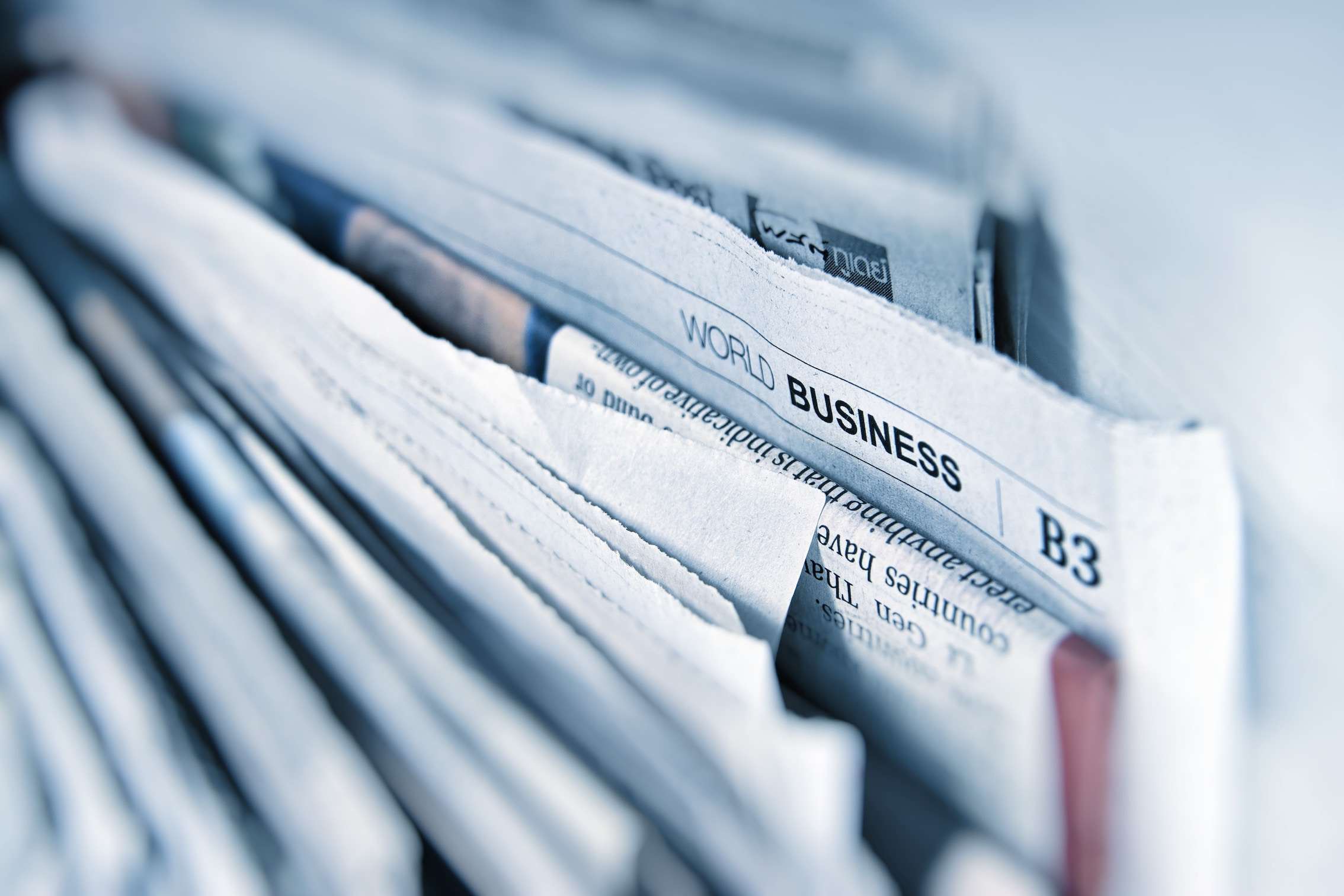 How does a journalist choose what press releases to publish?