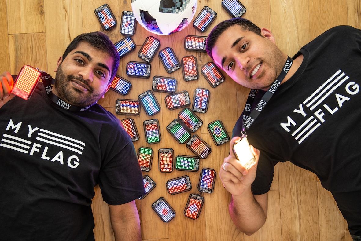 Company launch - MyFlag