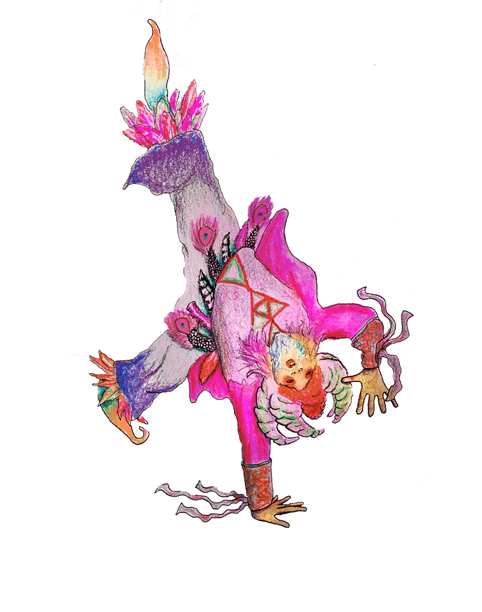dance tribe leader