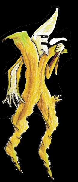 banana man character