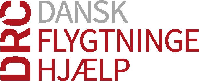 DRC Dansk Flygtningehjælp Logo
