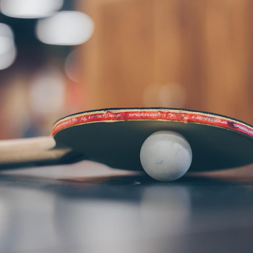 Kelham Island Table Tennis Club