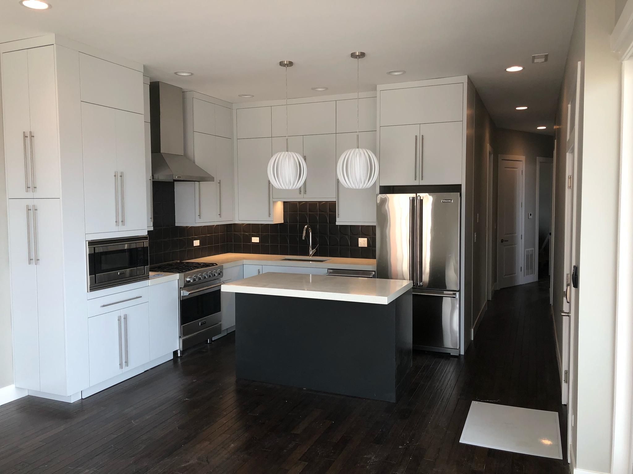 kitchen remodel in lake forest, Illinois - Platinum Touch Industries