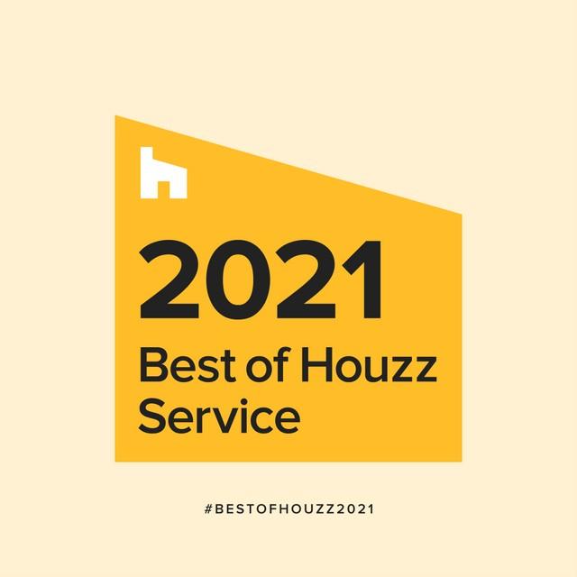 Best of Houzz Service 2021 - Platinum Touch Industries