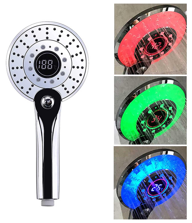 Led Digital Shower