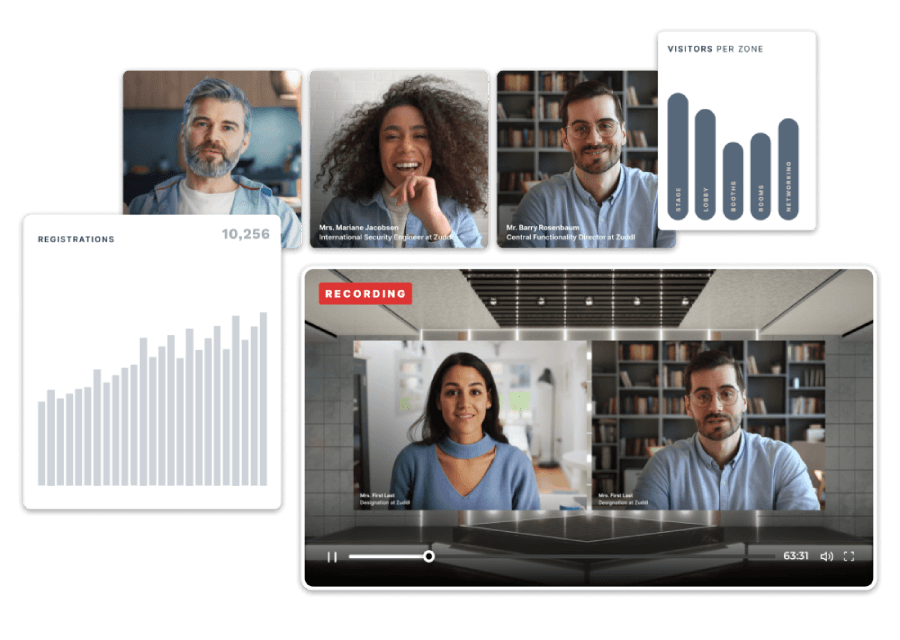 All in one online meeting software