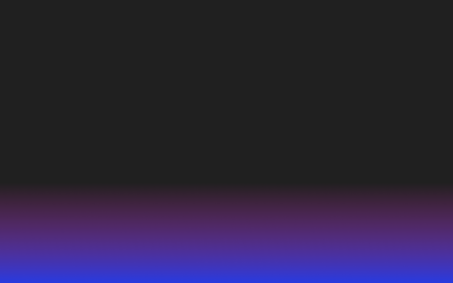 background gradient, blue to purple to pink to black