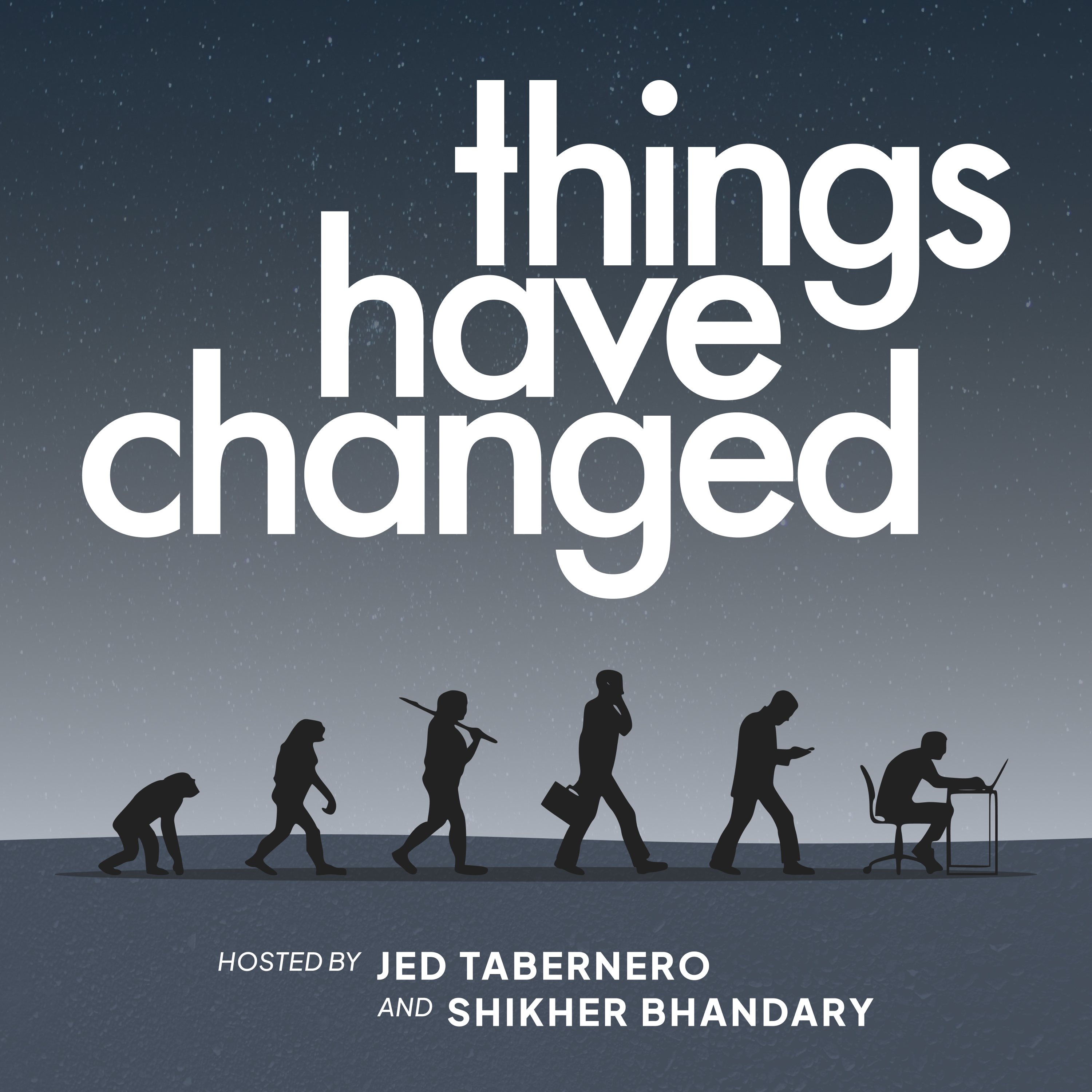 Things Have Changed Cover