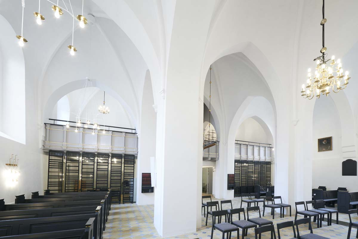Sct. Nicolai Church, Denmark