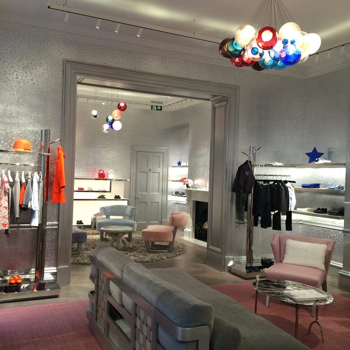 Dior, New bond Street, London