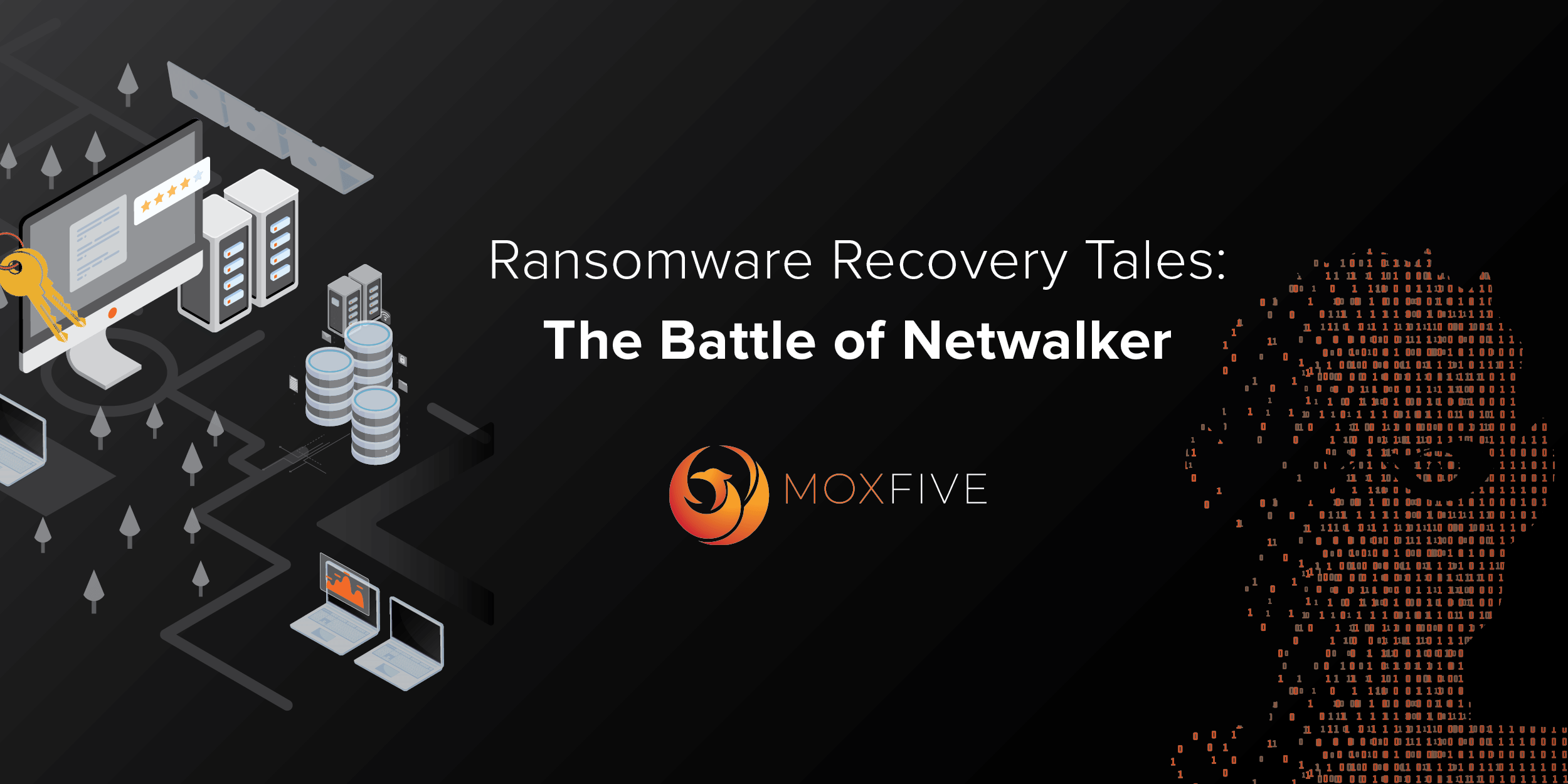 Ransomware Recovery Tales: The Battle of Netwalker