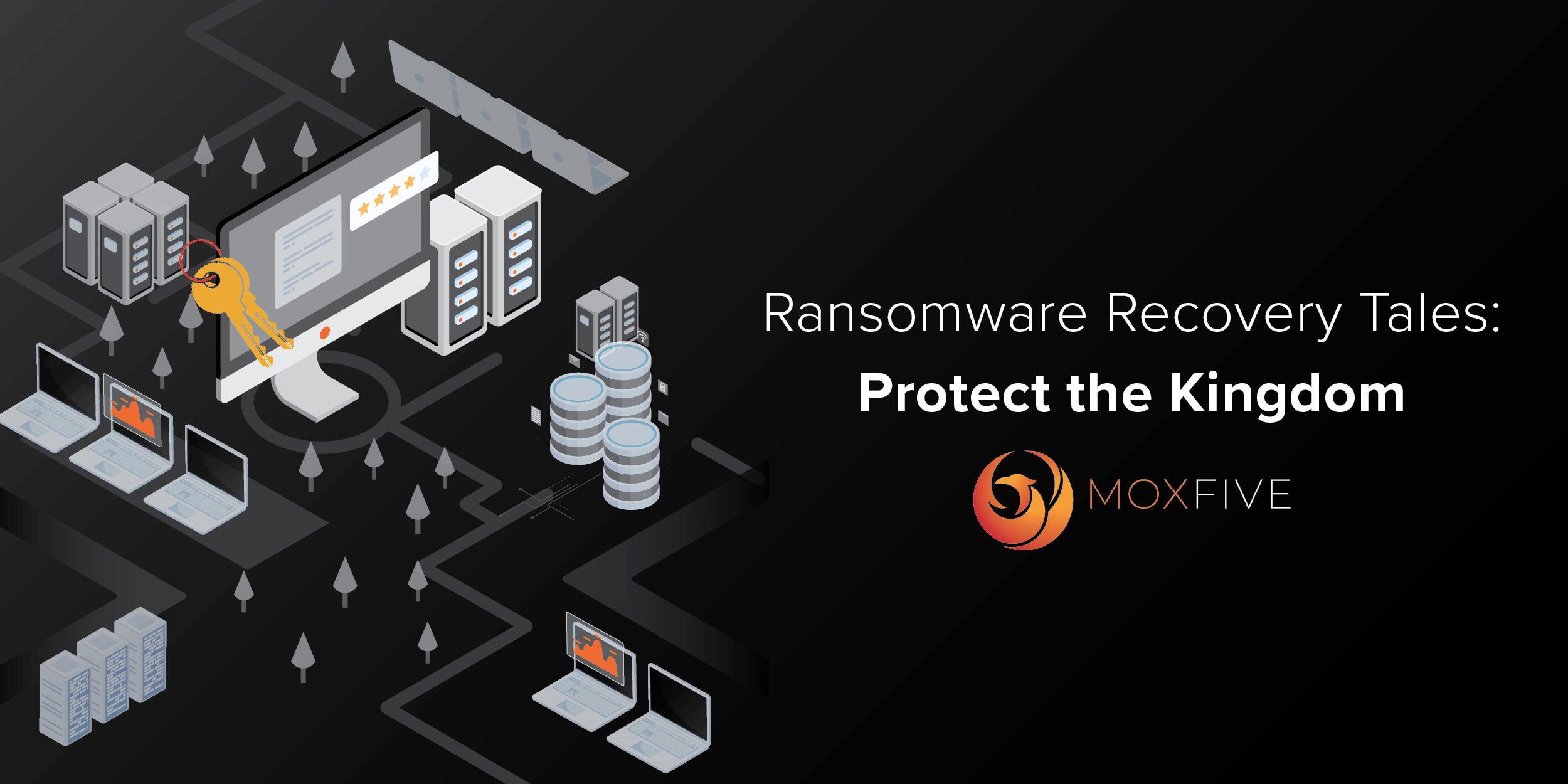 Ransomware Recovery Tales: Protect the Kingdom