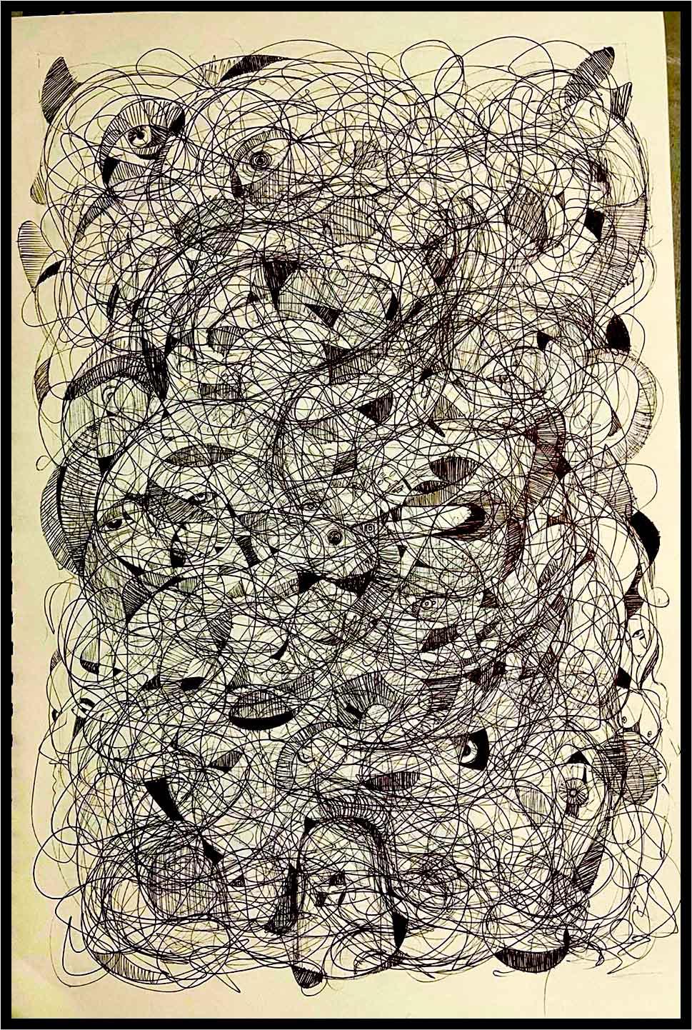 Dance of the serpent by Umang Sakar