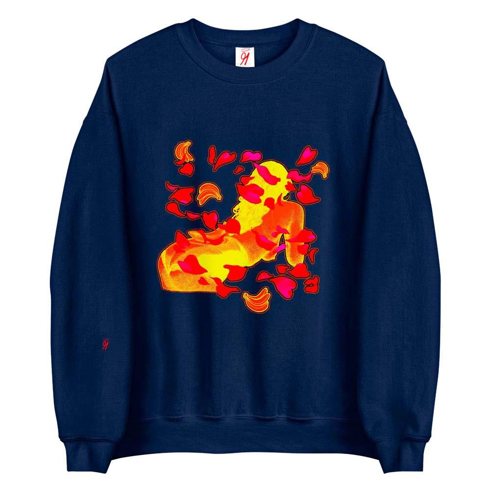 Bearer Sweatshirt By 91 APPAREL