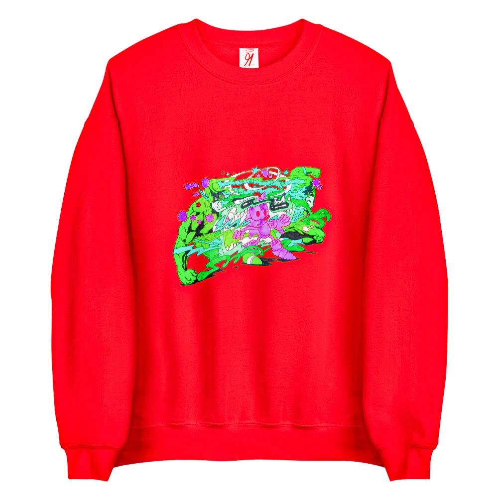 Power Play Sweatshirt by 91 APPAREL
