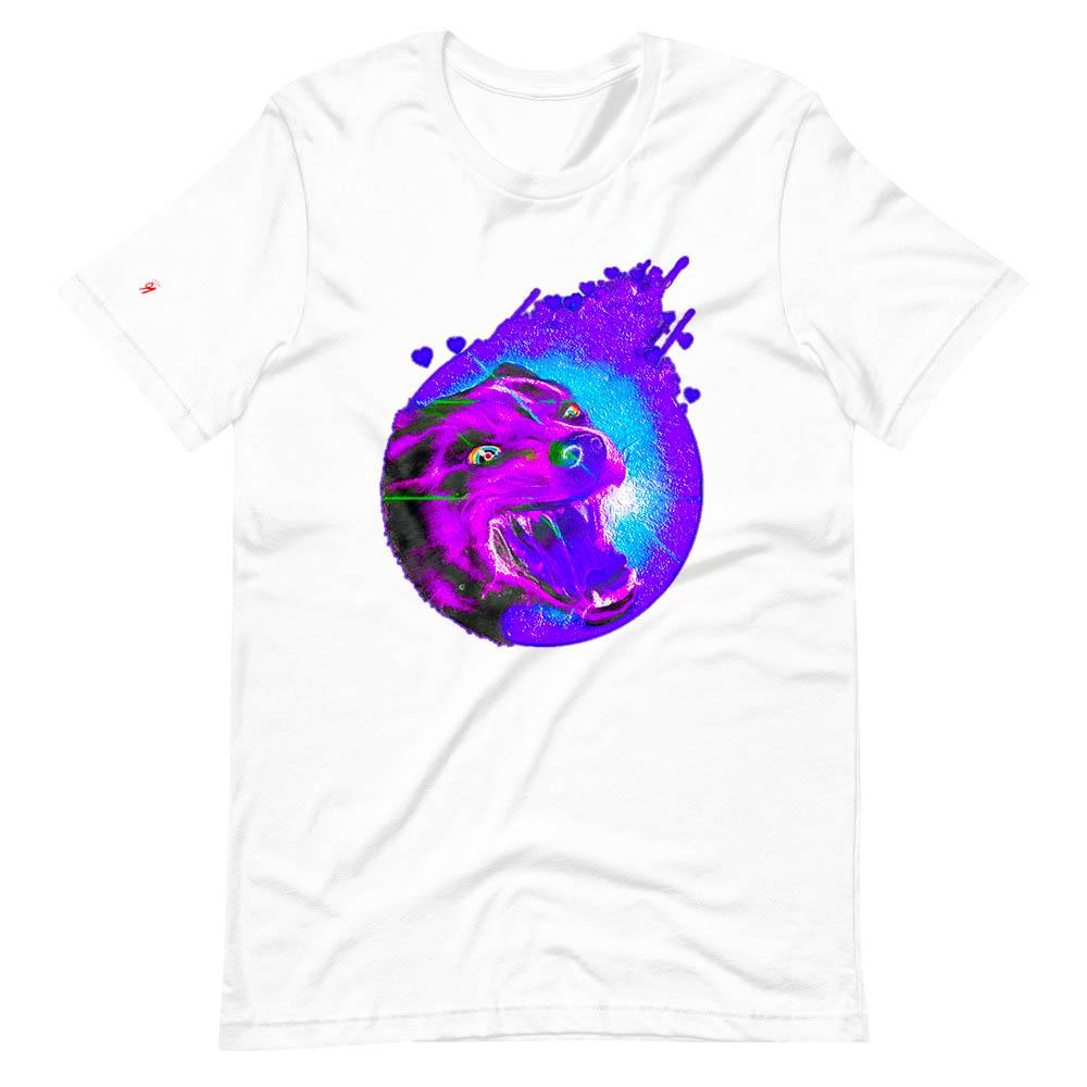 Rabid Beauty T-Shirt By 91 APPAREL