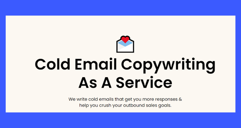 Cold Email Copywriting Review