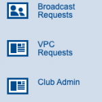 iPBS VPC Request menu