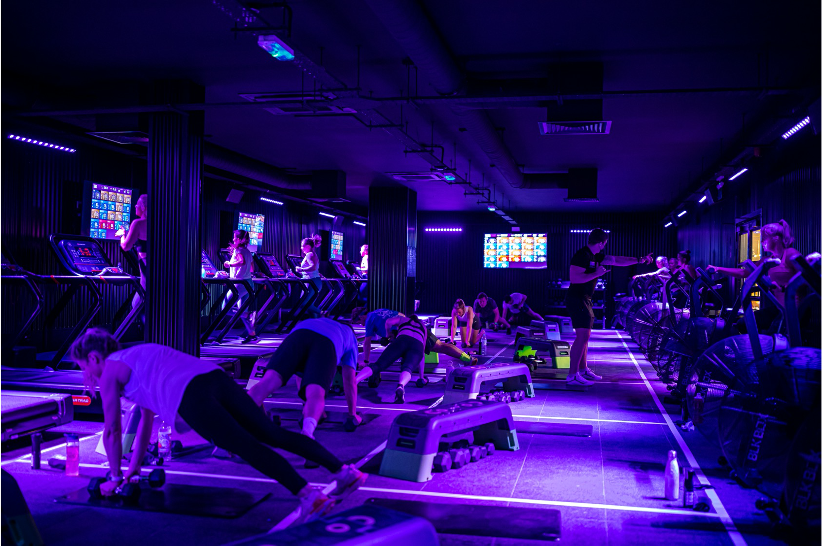 Urban Gym Group brings boutique fitness franchise TRIB3 to the Benelux Twenty stores to be rolled out across five years