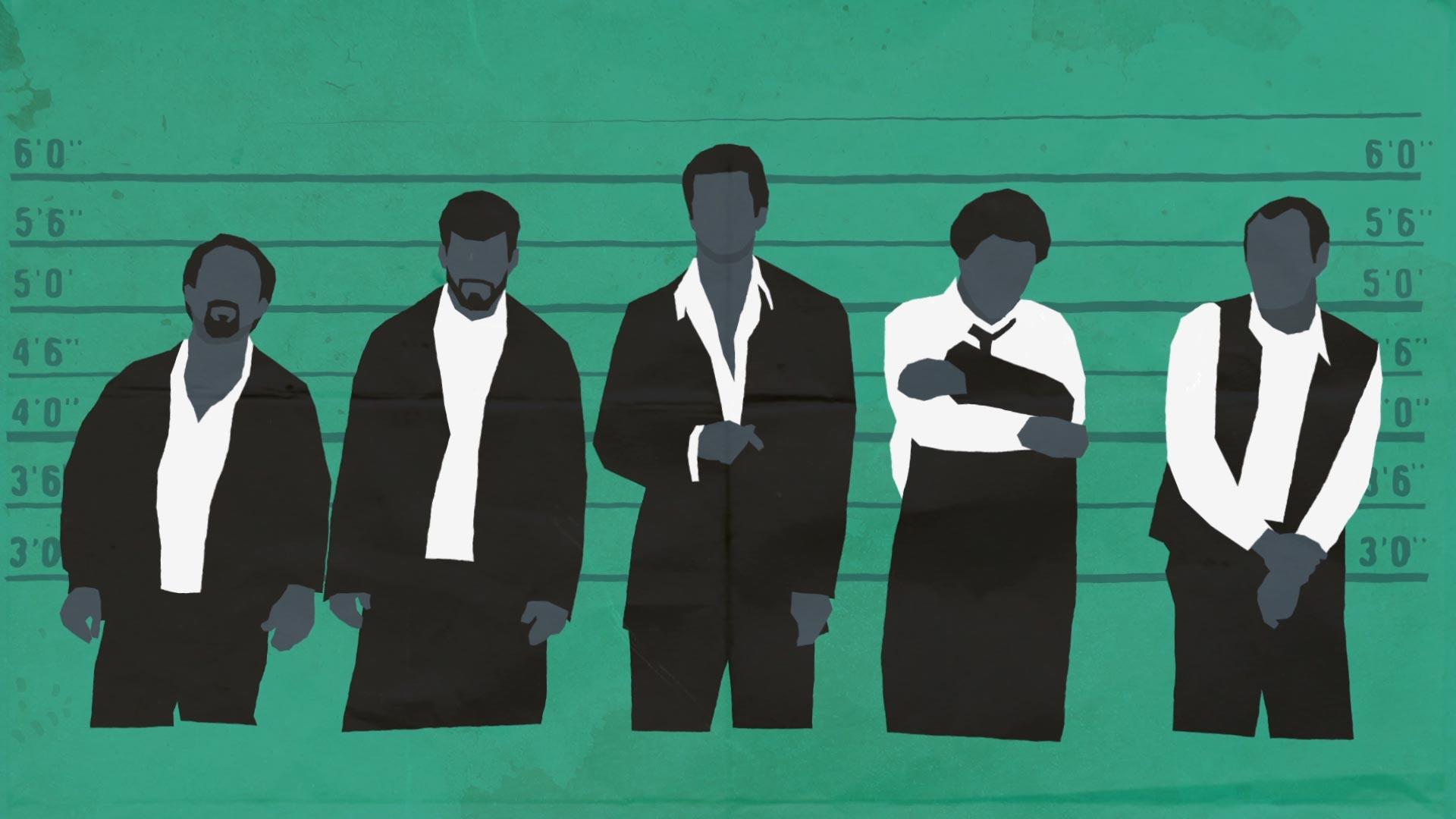 Mubi unusual suspects