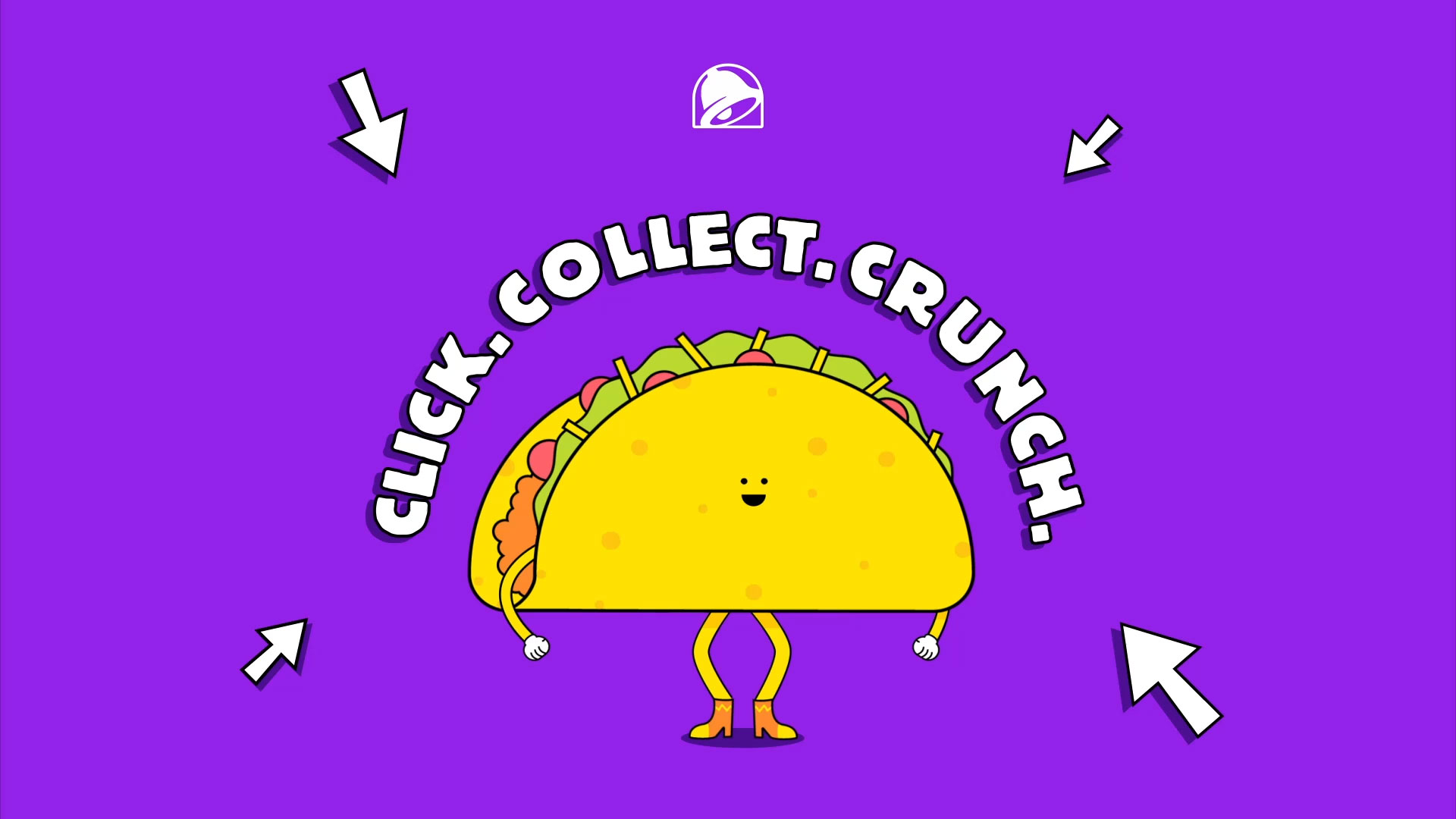 Taco bell animation