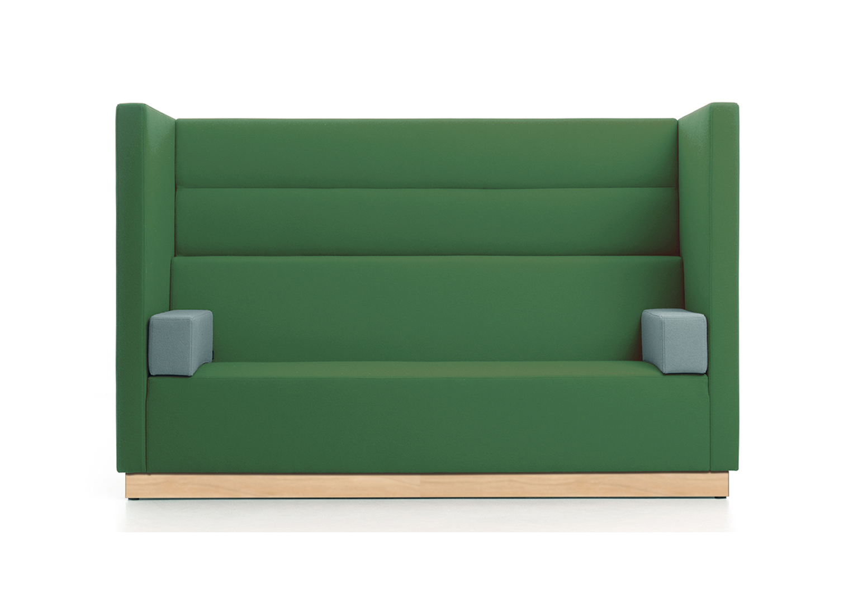 inside sofa