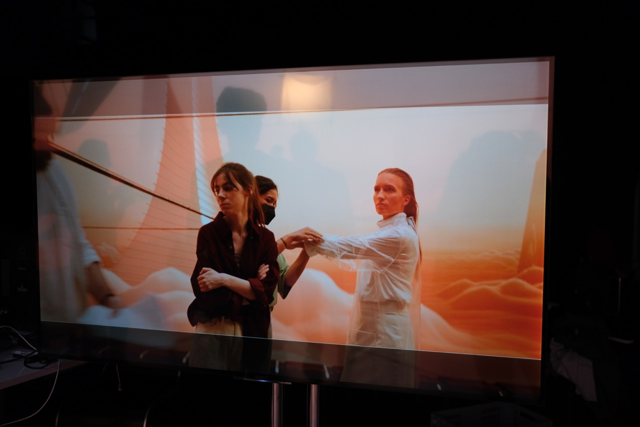 Students of HS Mainz explore Virtual Production for filmmaking
