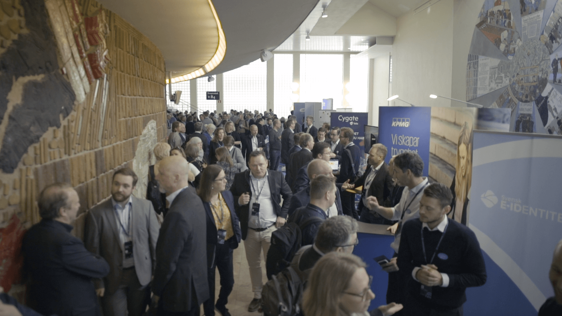 Mingle at elegdagarna 2020