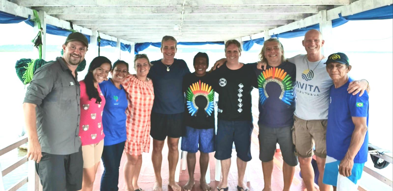 Impulse 4 Development team in Brazil