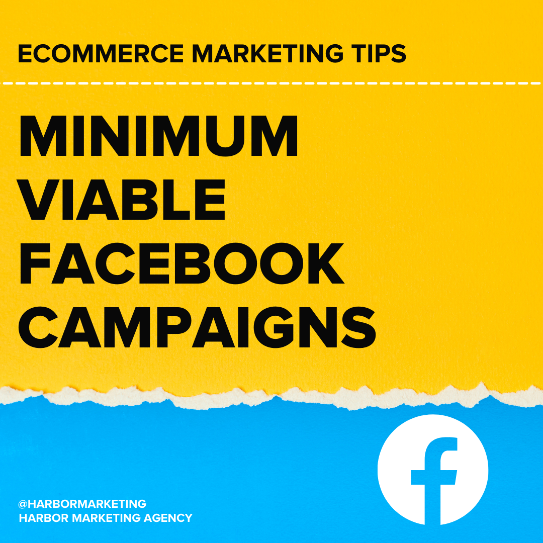 """A Minimum Viable Funnel is a great way to establish your baseline metrics before building out elaborate marketing funnels and strategies. Your minimum viable funnel should answer the question of """"Will this sell?"""""""