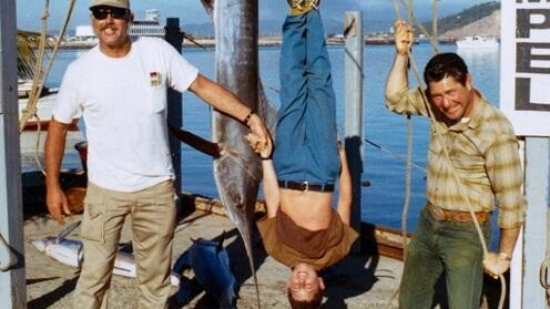 Fishing and fun.