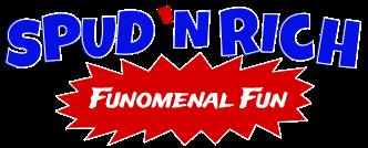 Spud 'N Rich logo