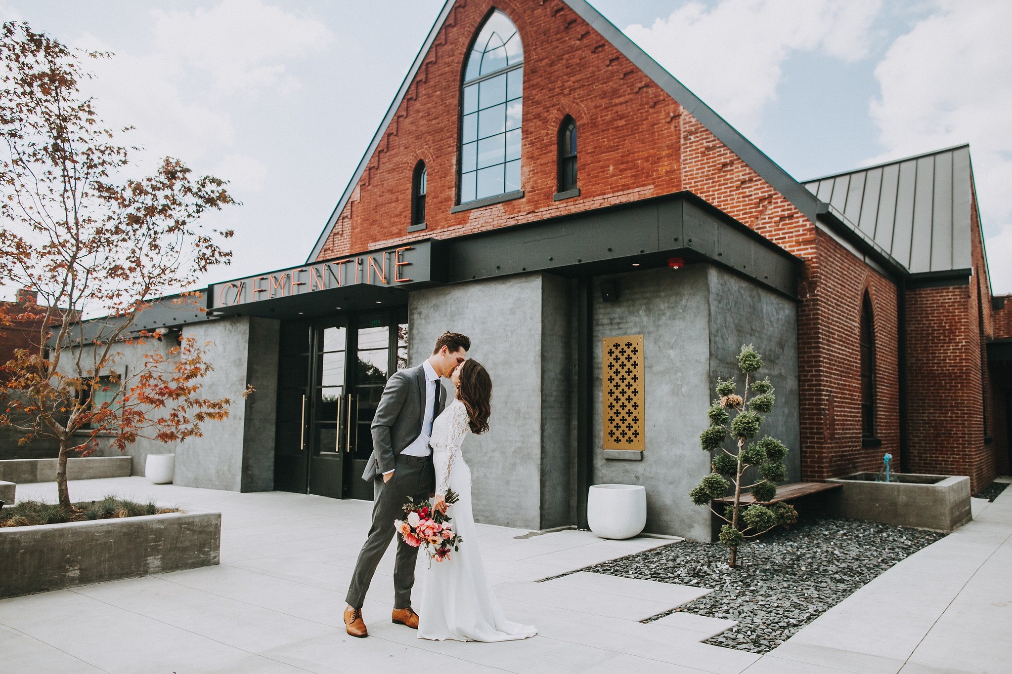Clementine Hall's distinctive spaces frame every event