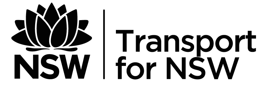 Transport for New South Wales logo