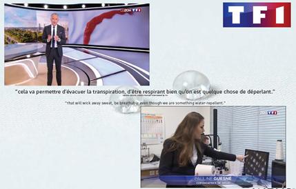 Induo at TF1