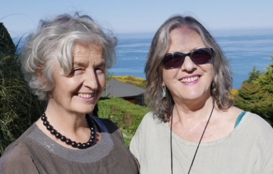 Josephine Lynch and Helen Byrne