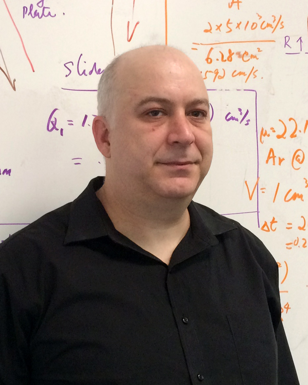 Dr. Andrew Case, Plasma Physicist