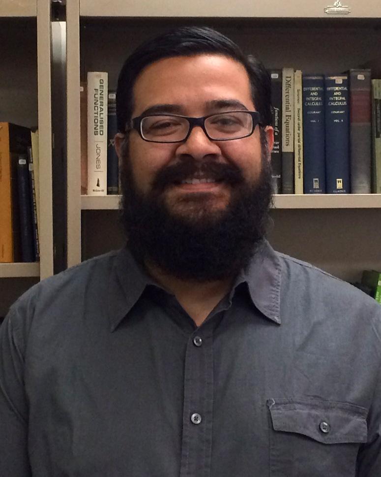 Dr. Edward J. Cruz, Nuclear Engineer