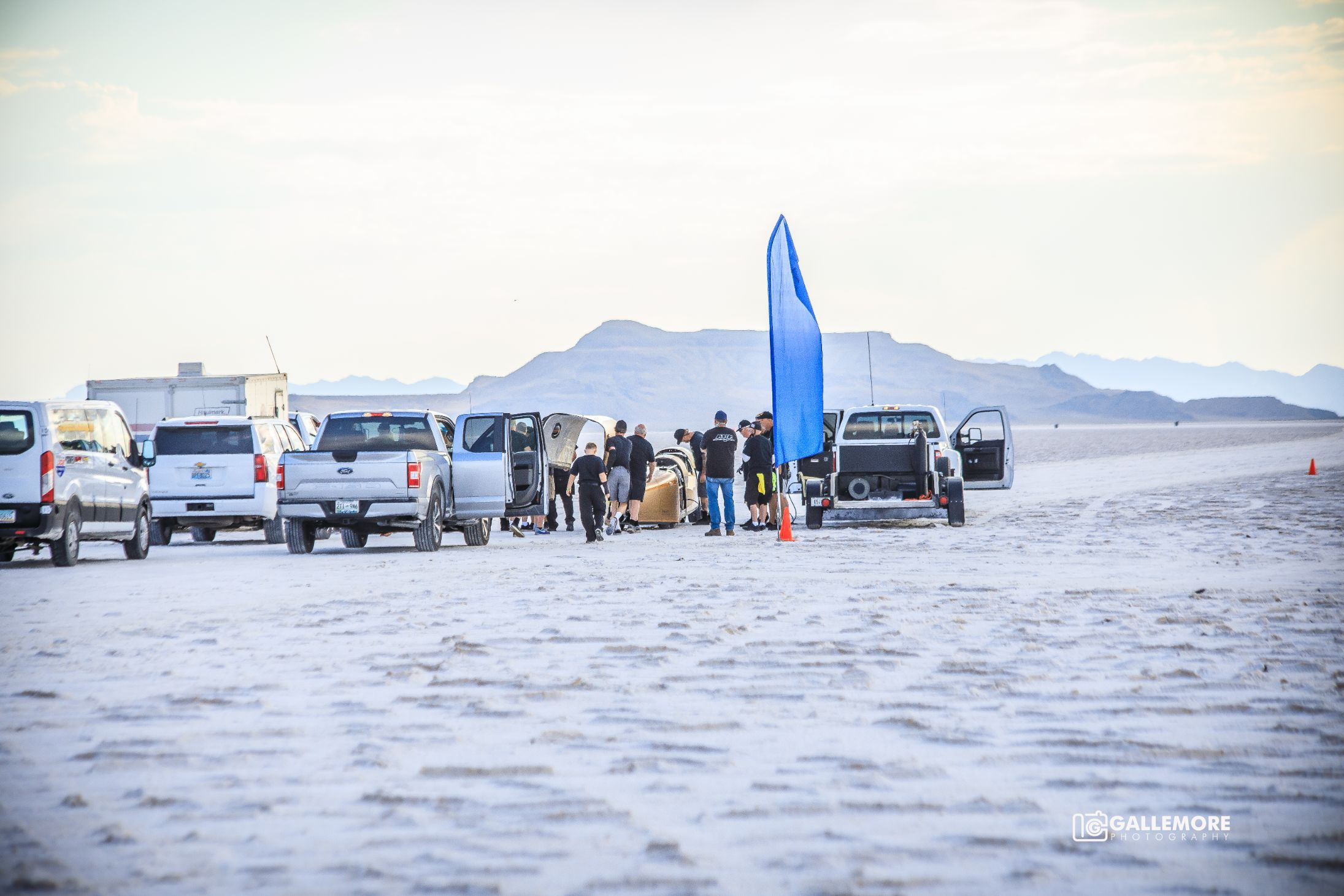 Speed Demon Bonneville Nationals Inc. 2020 Record Run w
