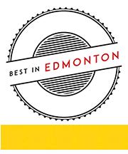 Best in Edmonton + 5 Stars