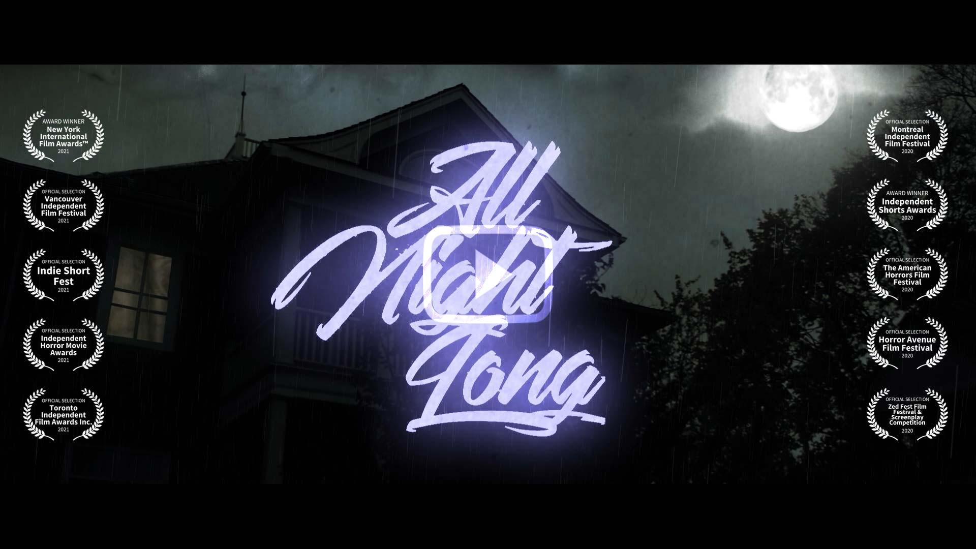 """""""All Night Long"""" feat. Kelly Alaina by Jay Slay - Video Thumbnail"""