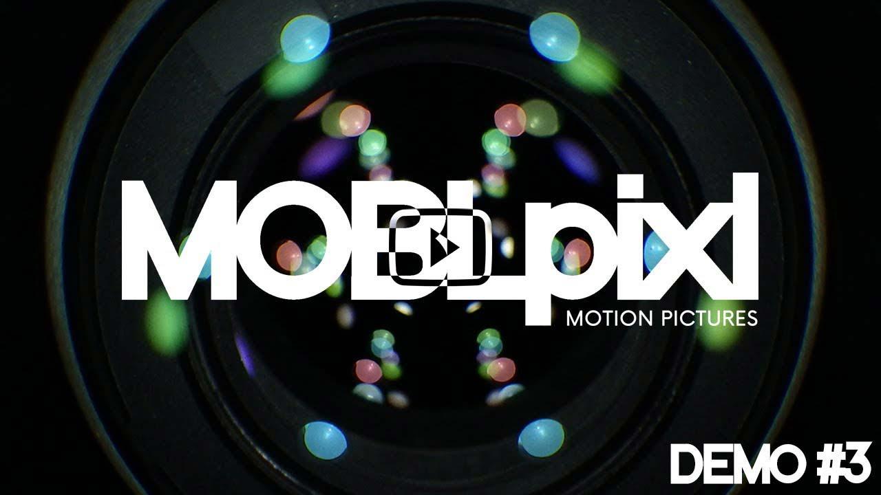 MOBLpixl Motion Pictures - DEMO 3
