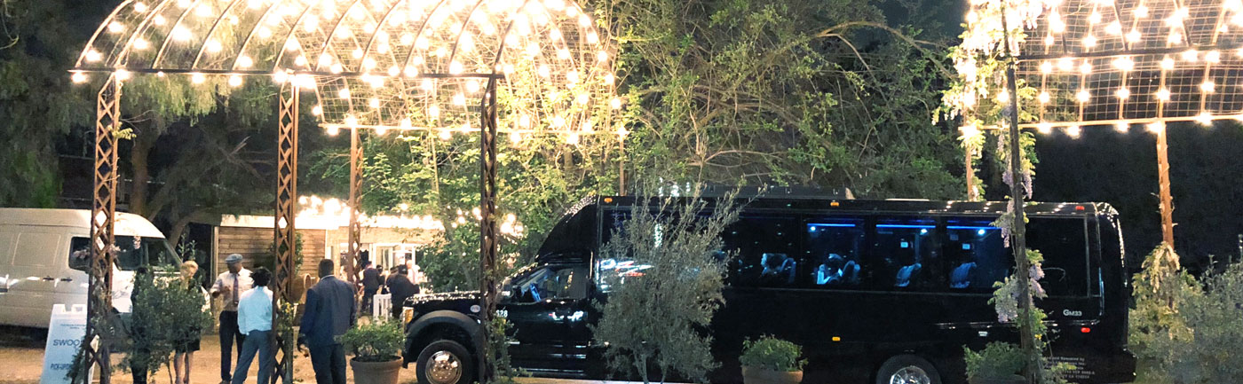 Swoop Wedding Bus