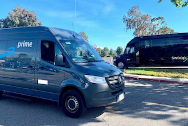 the best corporate shuttling service