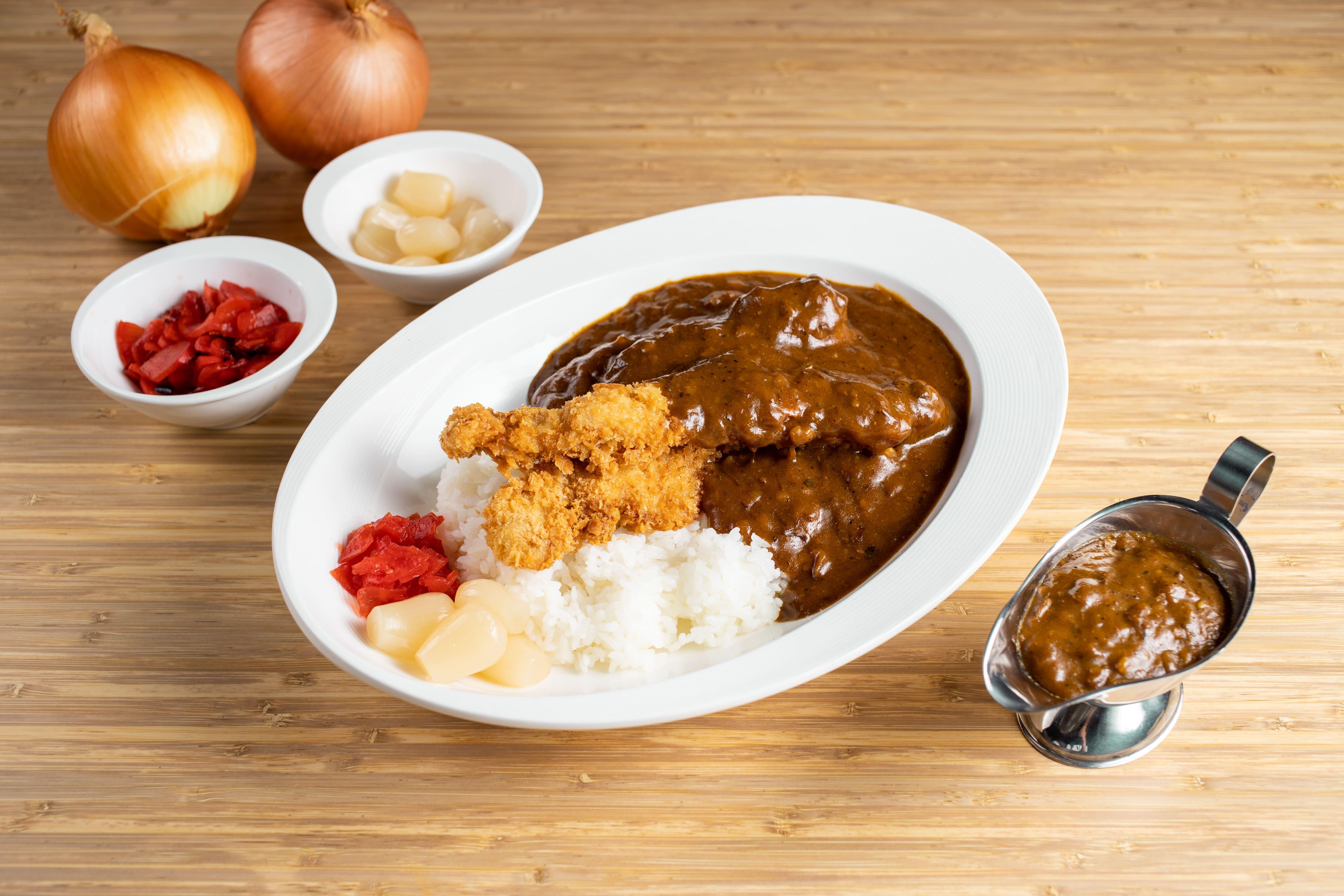 Hinoya SF Original Chicken Katsu Curry
