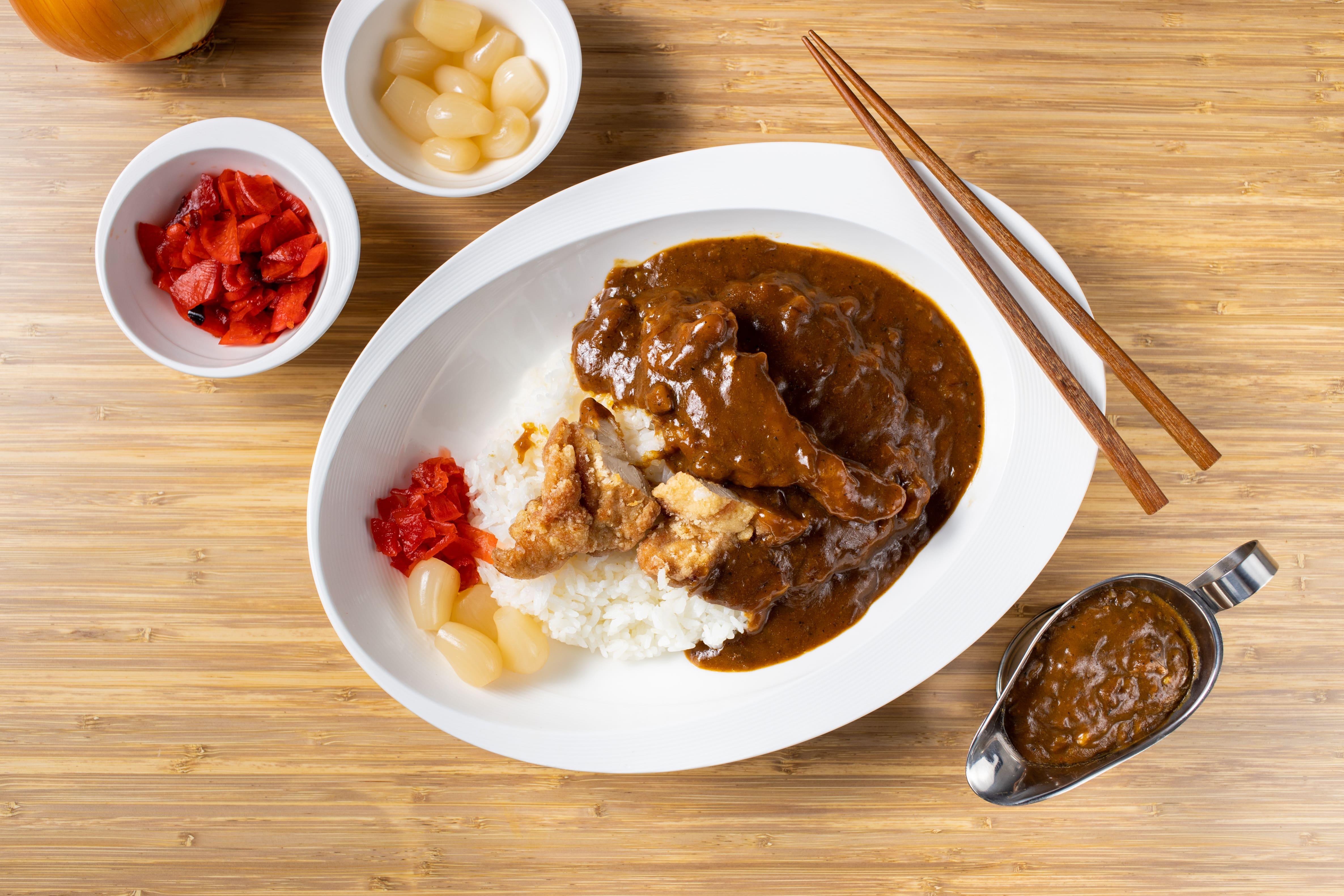 Hinoya SF Original Karaage Curry