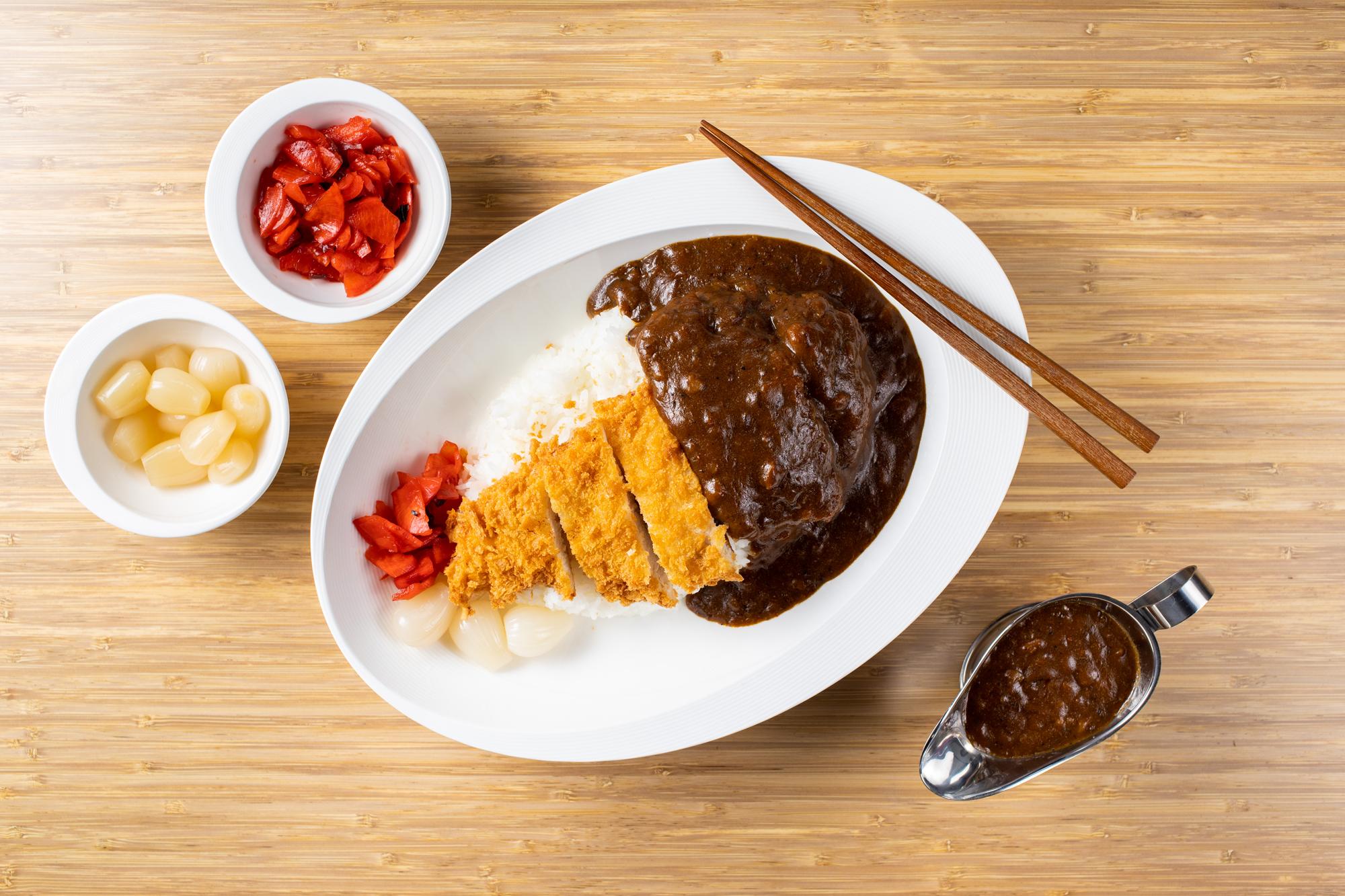 Hinoya Katsu Curry  (Pork)